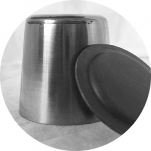 Zirconium-Crucibles